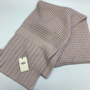 Primary Photo - BRAND: UGG STYLE: SCARF WINTER COLOR: PURPLE SKU: 211-21164-72686