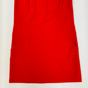 Primary Photo - BRAND: ANN TAYLOR LOFT STYLE: DRESS SHORT SLEEVELESS COLOR: RED SIZE: 10 SKU: 211-21164-70762