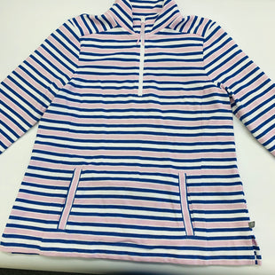 Primary Photo - BRAND: TALBOTS STYLE: ATHLETIC JACKET COLOR: STRIPED SIZE: L SKU: 211-21164-67752