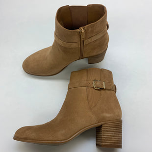 Primary Photo - BRAND: GIANNI BINI STYLE: BOOTS ANKLE COLOR: TAN SIZE: 8 SKU: 211-211151-1689