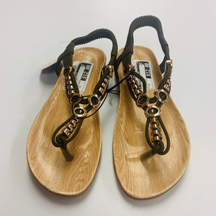 Primary Photo - BRAND:    CLOTHES MENTOR STYLE: SANDALS FLAT COLOR: OLIVE SIZE: 6 OTHER INFO: ASHLEY BLUE - SKU: 211-211153-295