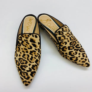 Primary Photo - BRAND: SAM EDELMAN STYLE: SHOES FLATS COLOR: ANIMAL PRINT SIZE: 7.5 SKU: 211-21164-72115