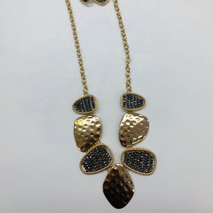 Primary Photo - BRAND: LANE BRYANT STYLE: NECKLACE SET COLOR: GOLD SIZE: 02 PIECE SET SKU: 211-21198-25731