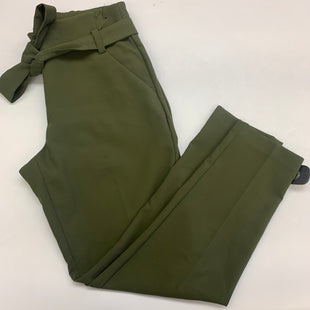 Primary Photo - BRAND: NEW YORK AND CO STYLE: PANTS COLOR: GREEN SIZE: 8 SKU: 211-211151-1414