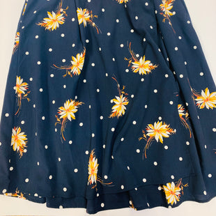 Primary Photo - BRAND: BANANA REPUBLIC STYLE: SKIRT COLOR: NAVY SIZE: 14 SKU: 211-21164-71915