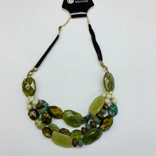 Primary Photo - BRAND:    CLOTHES MENTOR STYLE: NECKLACE COLOR: GREEN SKU: 211-21164-69334