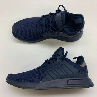 Primary Photo - BRAND: ADIDAS STYLE: SHOES ATHLETIC COLOR: NAVY SIZE: 8 SKU: 211-21164-73661
