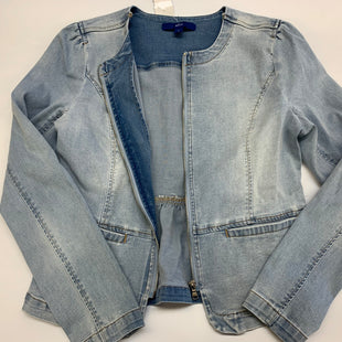 Primary Photo - BRAND: APT 9 STYLE: JACKET OUTDOOR COLOR: DENIM BLUE SIZE: S SKU: 211-211139-10565