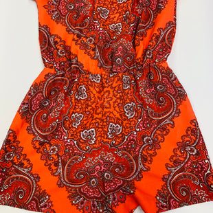 Primary Photo - BRAND: BANANA REPUBLIC STYLE: DRESS SHORT SHORT SLEEVE COLOR: PAISLEY SIZE: 10 SKU: 211-21164-73932