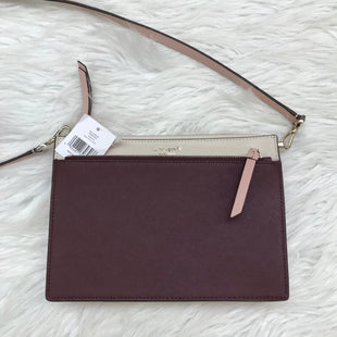 Primary Photo - BRAND: KATE SPADE STYLE: HANDBAG COLOR: MAROON SIZE: MEDIUM SKU: 211-211156-289