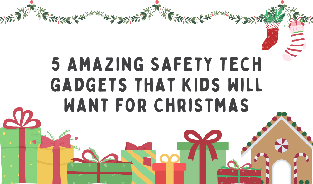 Kids Gadgets Christmas Gift Guide