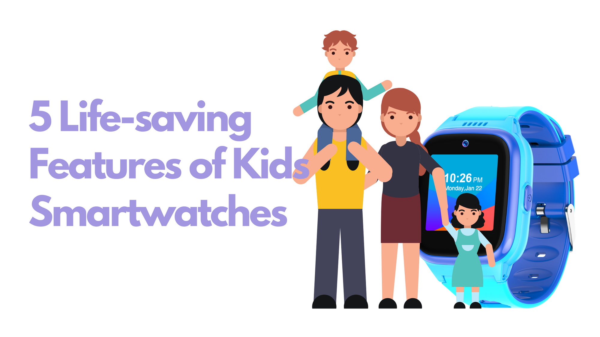 5 Life-saving Features of Smartwatches