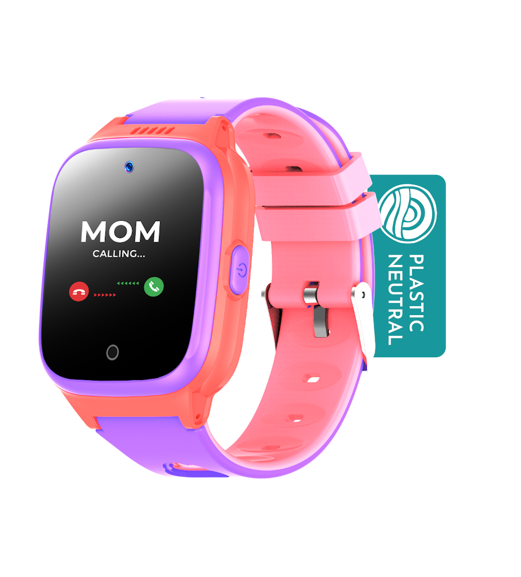 COSMO JrTrack Kids Smartwatch Pink