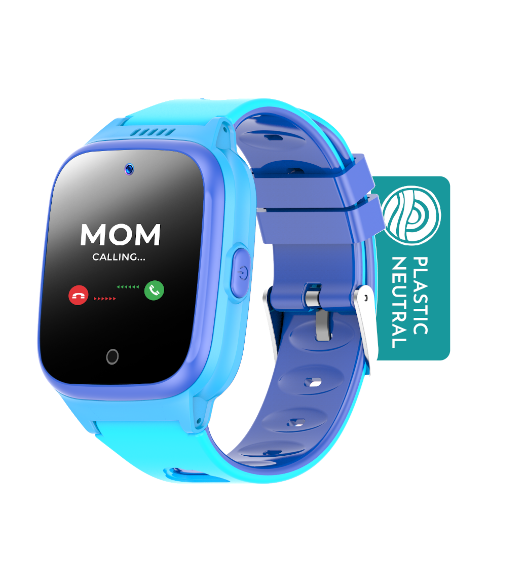 COSMO JrTrack Kids Smartwatch Blue