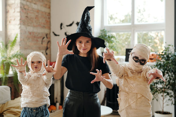 Virtual Costume Party