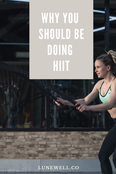 Why You Should Be Doing HIIT