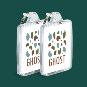 Ghost Keyrings