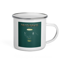 Load image into Gallery viewer, The Condriacs Album Enamel Mug