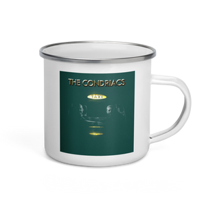 The Condriacs Album Enamel Mug