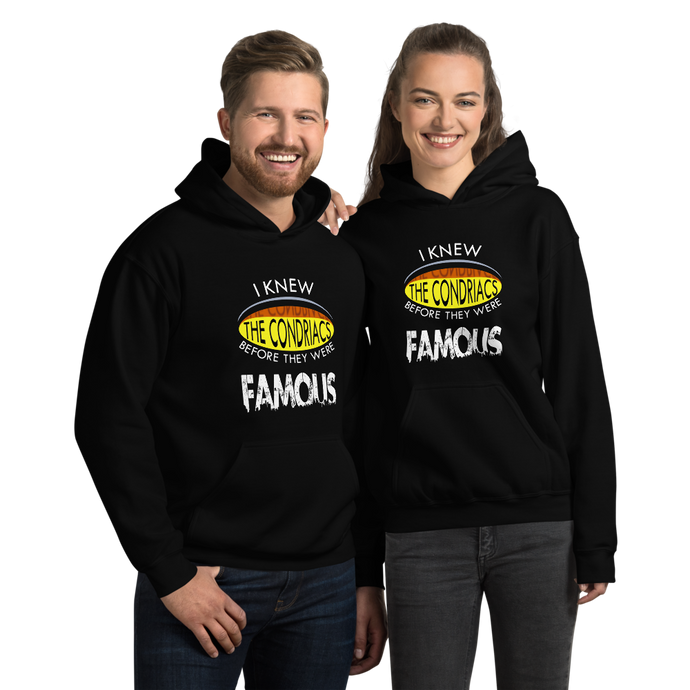 Unisex 'Before They Were Famous' Hoodie