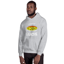 Load image into Gallery viewer, Unisex 'Before They Were Famous' Hoodie