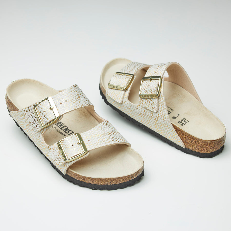 Birkenstock Python Arizona Sandals - nozomishoes.ie