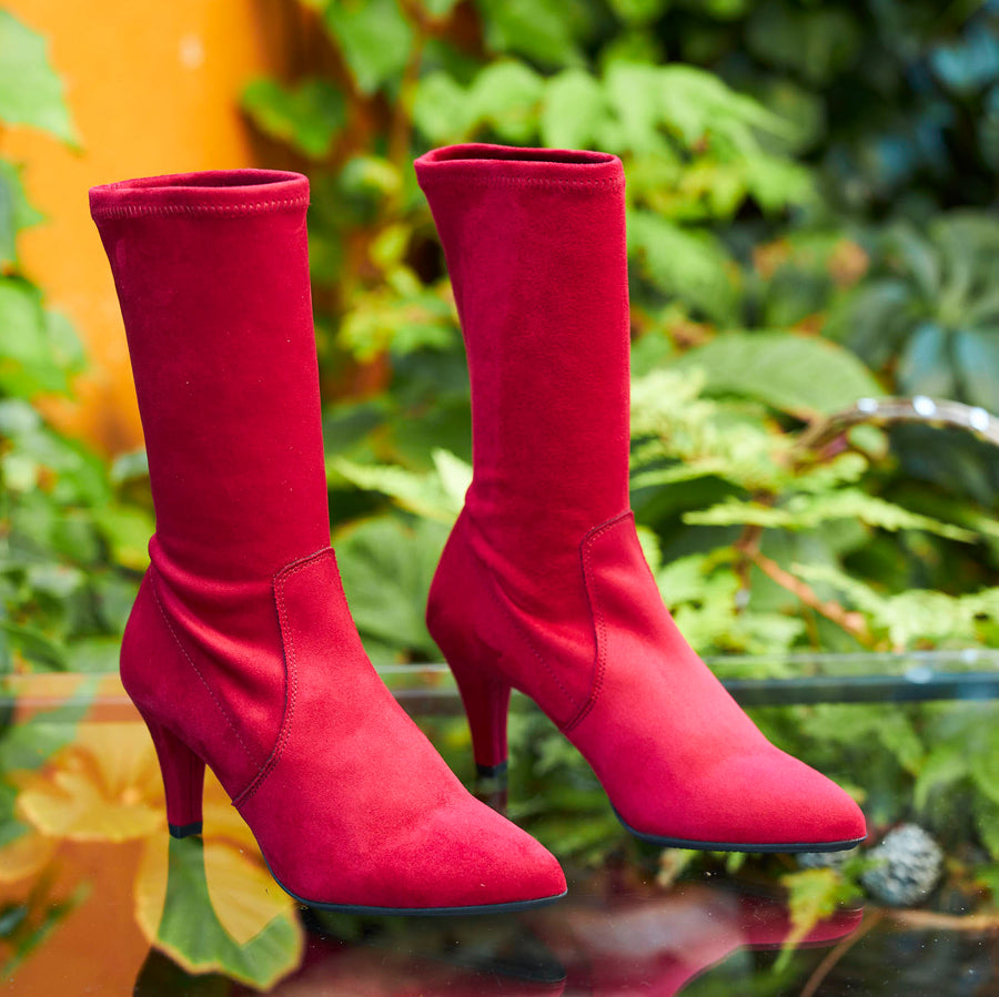 Nozomi  Stretch  Boots - nozomishoes.ie
