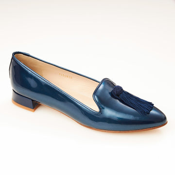 HB Shoes Navy or Beige Loafer