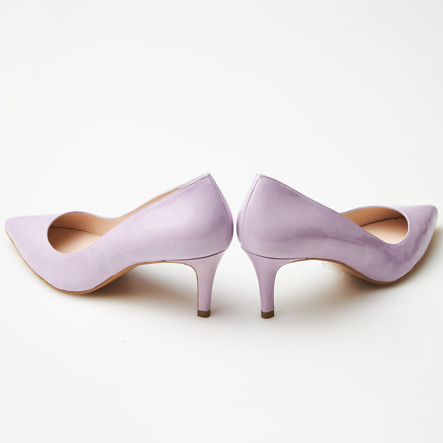 Lodi Lilac Court Shoe - nozomishoes.ie