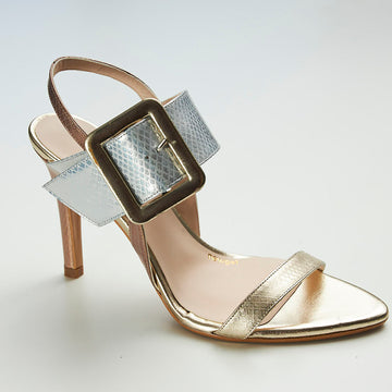 Lodi Metallic Sandals