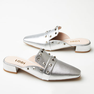Lodi Studded Sliders - nozomishoes.ie