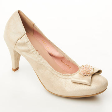 Le Babe Court Shoe - nozomishoes.ie