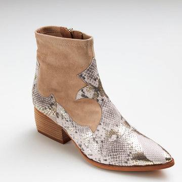 Marian Ankle Boots - nozomishoes.ie