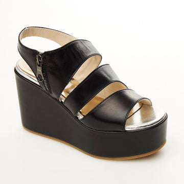 Marco Moreo Wedge Sandals