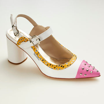 Marco Moreo Slingbacks - nozomishoes.ie