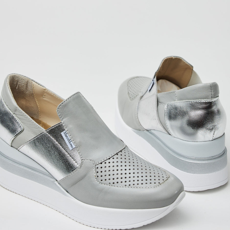 Marco Moreo Wedge Shoes - nozomishoes.ie