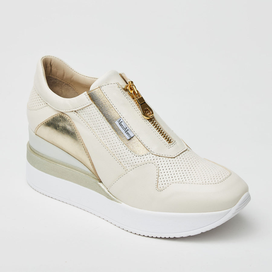 Marco Moreo Wedge Trainers - nozomishoes.ie