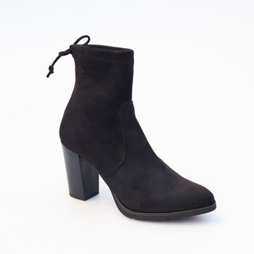 Nozomi Black or Grey or Navy Ankle Boots - nozomishoes.ie