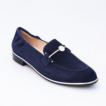 Peter Kaiser Navy or Black Loafer