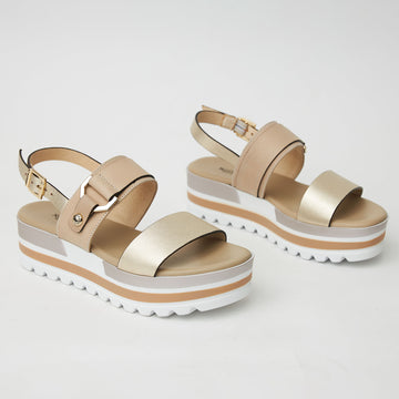 NeroGiardini Leather Sandal - nozomishoes.ie