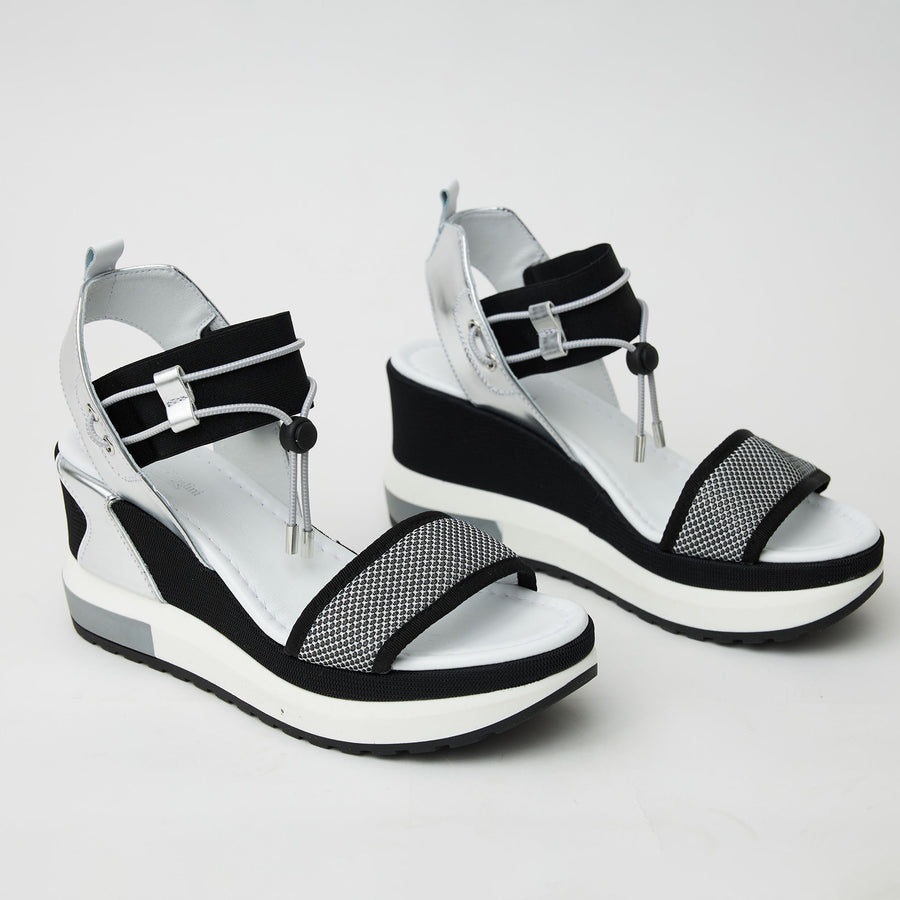 NeroGiardini Wedge Sandals - nozomishoes.ie