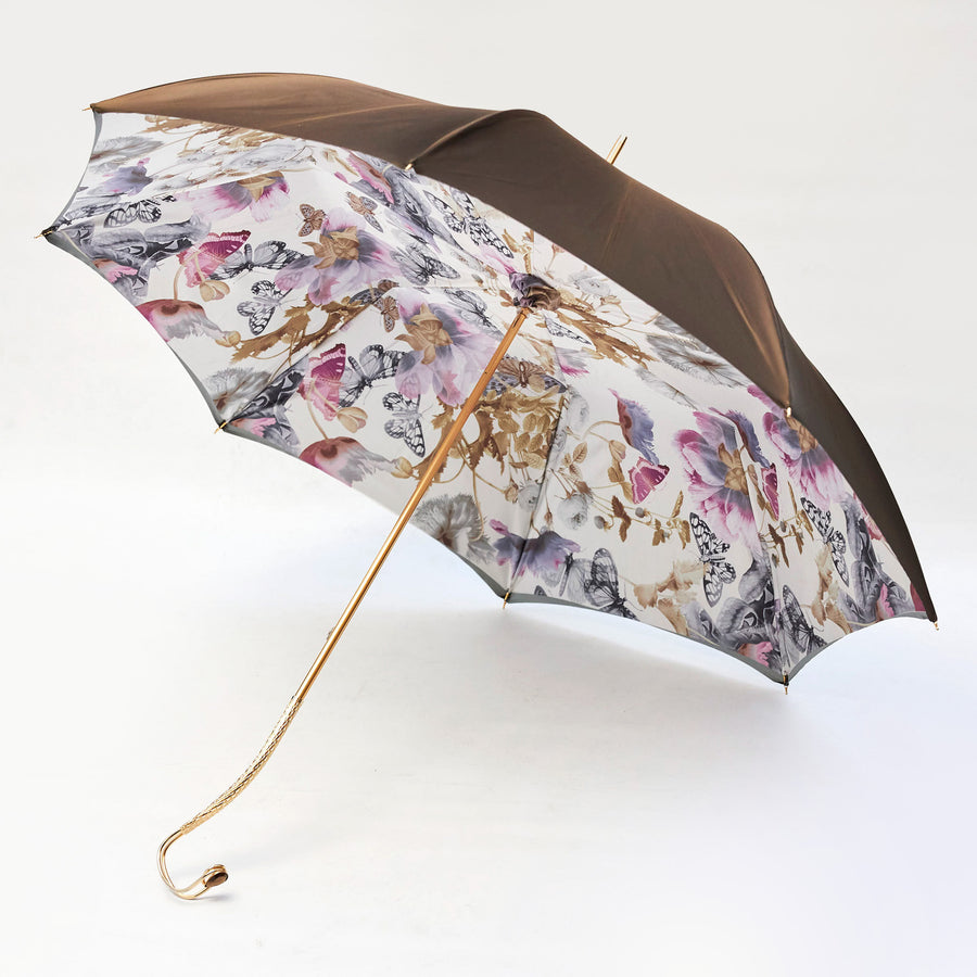 Pasotti Bronze Gold Umbrella