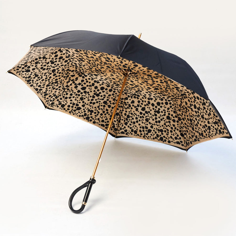 Pasotti Black Umbrella