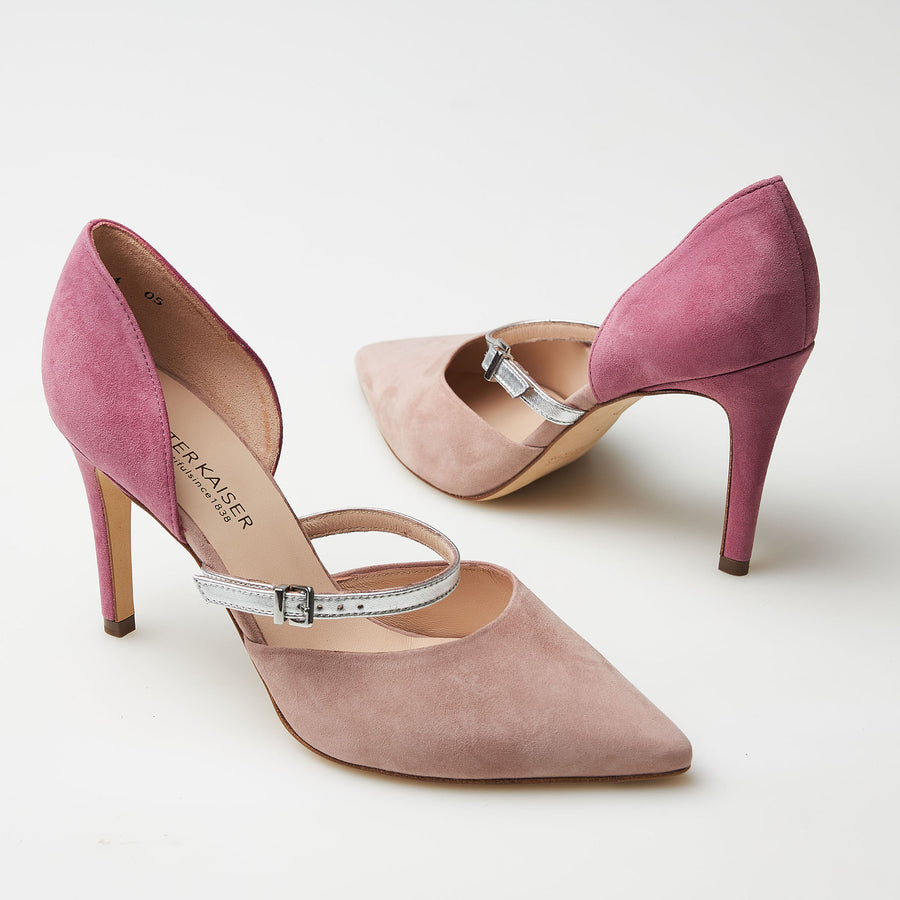 Peter Kaiser Suede High Heels