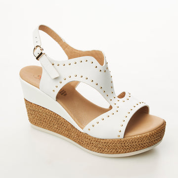 Phil Gatièr Wedge Sandals