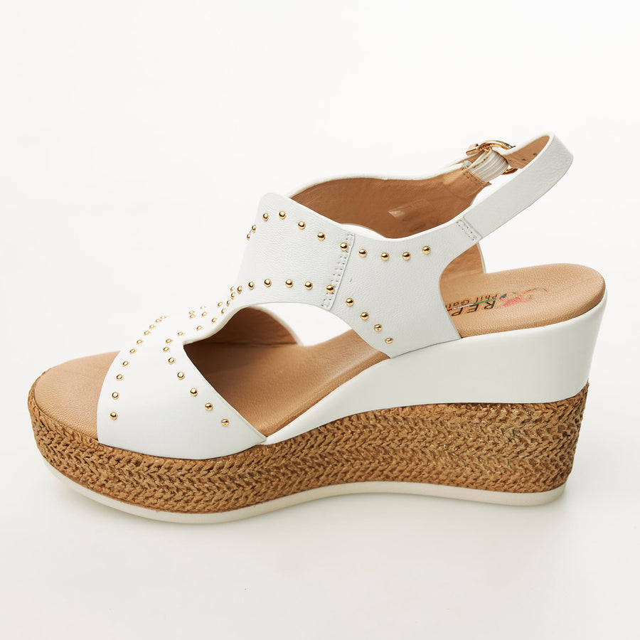 Phil Gatièr Wedge Sandals - nozomishoes.ie