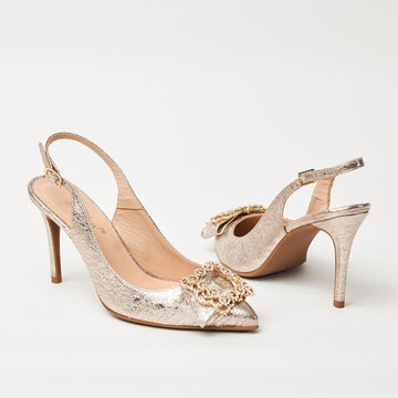 Renatta Slingback Shoes - nozomishoes.ie