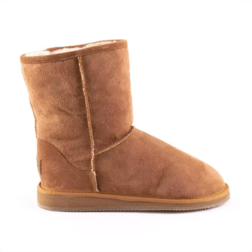 Shepherd of Sweden Camel Sheepskin Boot - nozomishoes.ie