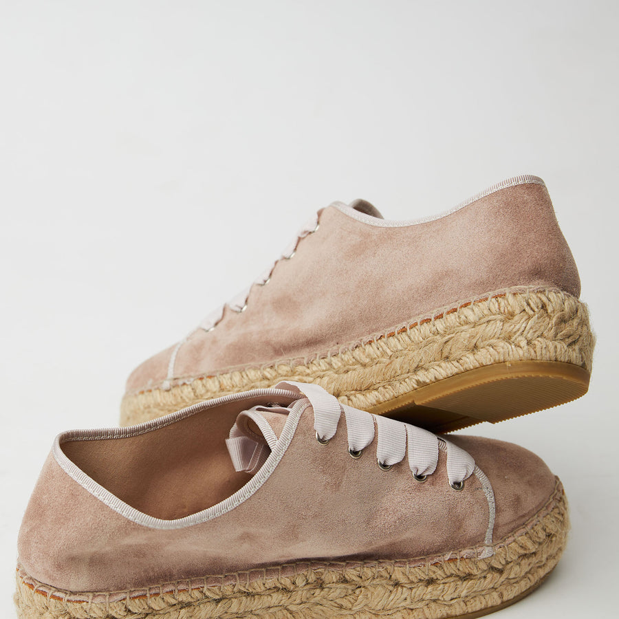 Viguera Blush Nude Trainers - nozomishoes.ie