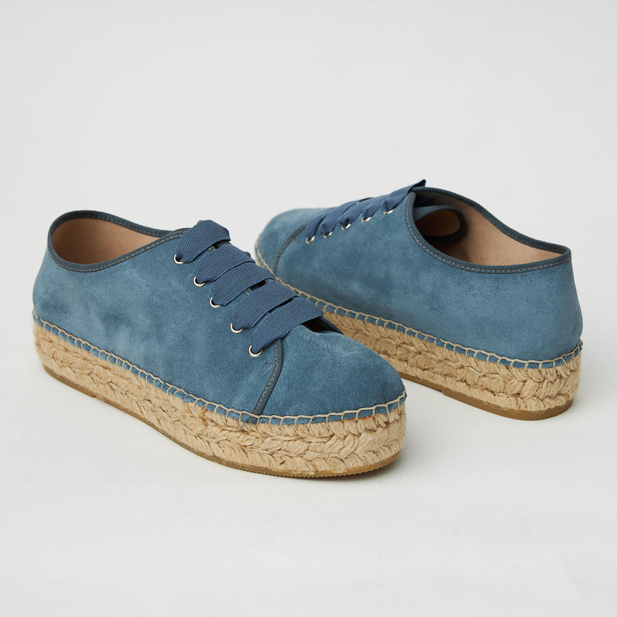 Viguera Denim Trainers - nozomishoes.ie